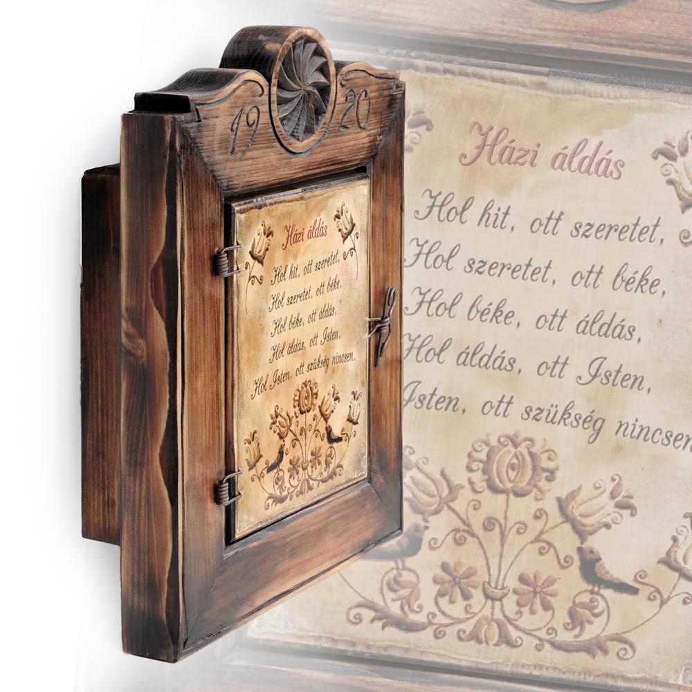 Mini szekrény házi áldással