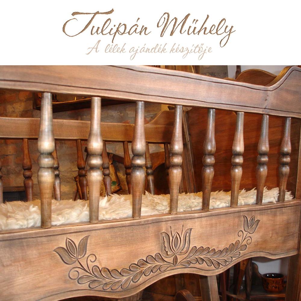 Fából készült kézműves ajándék